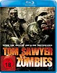 Tom Sawyer vs. Zombies Blu-ray