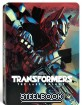 Transformers: The Last Knight 3D - HMV Exclusive Limited Edition Steelbook (Blu-ray 3D + Blu-ray)(UK Import ohne dt. Ton) Blu-ray