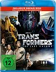 Transformers: The Last Knight (Blu-ray + Bonus Blu-ray) Blu-ray