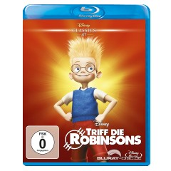 Triff die Robinsons (Disney Classics Collection #47) Blu-ray
