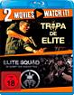 Tropa de Elite + Elite Squad - Im Sumpf der Korruption (Doppelset) Blu-ray