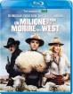 Un milione di modi per morire nel West (IT Import) Blu-ray