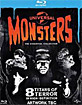 Universal Classic Monsters: The Essential Collection (UK Import) Blu-ray