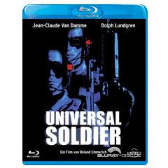 Universal Soldier Blu-ray