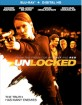 Unlocked (2017) (Blu-ray + UV Copy) (Region A - US Import ohne dt. Ton) Blu-ray