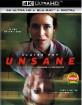 Unsane (2018) 4K (4K UHD + Blu-ray + UV Copy) (US Import ohne dt. Ton) Blu-ray