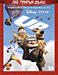 Up (2009) 3D (Blu-ray 3D + Blu-ray + Digital Copy) (IT Import) Blu-ray