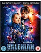 Valerian and the City of a Thousand Planets 3D (Blu-ray 3D + Blu-ray + UV Copy) (UK Import ohne dt. Ton) Blu-ray