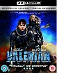 Valerian and the City of a Thousand Planets 4K (4K UHD + Blu-ray + UV Copy) (UK Import ohne dt. Ton) Blu-ray