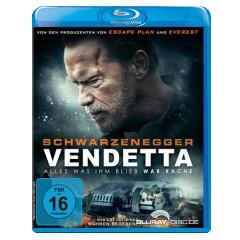 Vendetta - Alles was ihm blieb war Rache Blu-ray