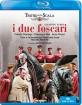 Verdi - I Due Foscari (Manchini) Blu-ray