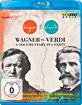 Wagner vs. Verdi - Documentary Blu-ray