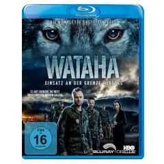 Wataha - Einsatz an der Grenze Europas - Die komplette erste Staffel Blu-ray