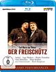 Weber - Der Freischütz (Berghaus) (Legendary Performances) Blu-ray