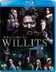 Welcome to Willits (2016) (Region A - US Import ohne dt. Ton) Blu-ray