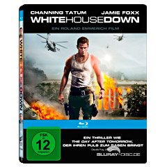 White House Down - Steelbook (Blu-ray + UV Copy) Blu-ray