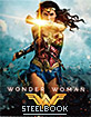 Wonder Woman (2017) 3D - HDzeta Exclusive Limited Double Lenticular Full Slip Edition Steelbook (CN Import ohne dt. Ton) Blu-ray