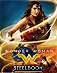 Wonder Woman (2017) 3D - HDzeta Exclusive Limited Single Lenticular Full Slip Edition Steelbook (CN Import ohne dt. Ton) Blu-ray