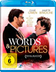 Words & Pictures Blu-ray