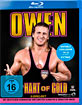 WWE Owen Hart - Hart of Gold Blu-ray