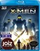 X-Men: Zukunft ist Vergangenheit (2014) 3D - Collector's Edition (Blu-ray 3D + Blu-ray) (CH Import) Blu-ray