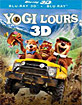Yogi l'ours 3D (Blu-ray 3D + Blu-ray) (FR Import) Blu-ray