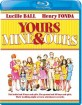 Yours, Mine and Ours (1968) (Region A - US Import ohne dt. Ton) Blu-ray