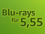 Amazon.de: Neue Aktion zum Nikolaustag mit zahlreichen Blu-rays für je 5,55 EUR