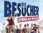 """Jean Reno und Christian Clavier sind zum dritten Mal """"Die Besucher"""" und stürmen ab 12.05. auf Blu-ray die Bastille"""