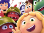 """Zweites, animiertes Kinoabenteuer """"Die Biene Maja - Die Honigspiele"""" ab 14.09. in 2D und 3D auf Blu-ray Disc"""
