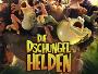 """""""Die Dschungelhelden - Das grosse Kinoabenteuer"""" Anfang Januar für kurze Zeit im Kino und ab 23.03. auf Blu-ray Disc"""