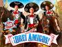 """Chevy Chase, Steve Martin, Martin Short sind die """"Drei Amigos"""" - ab 24.11. in HD Remastered erstmals auf Blu-ray"""