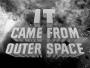 """Science Fiction Klassiker """"Gefahr aus dem Weltall"""" ab Dezember als aufwendige restaurierte 3D-Blu-ray erhältlich"""