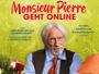 """Liebeskomödie """"Monsieur Pierre geht online"""" voraussichtlich ab 23. Dezember 2017 auf Blu-ray Disc"""