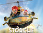 """Animationsfilm """"Störche"""" ab 27.10. im Kino und im 1. Quartal 2017 in 2D, 3D und 4K auf Blu-ray"""