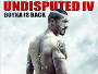 """Scott Adkins im Actionfilm """"Undisputed IV"""" ab 12. Januar 2017 im Keep Case und Steelbook auf Blu-ray Disc"""