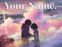 """Makoto Shinkais Anime """"Your Name."""" wird am 18.05. auch in 4K auf Ultra HD Blu-ray im limitierten Steelbook veröffentlicht"""