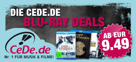 CeDe.de - Blu-ray Deals ab 9,49 Euro
