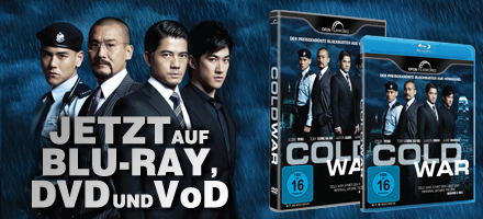 Cold War - Jetzt auf Blu-ray, DVD und VoD