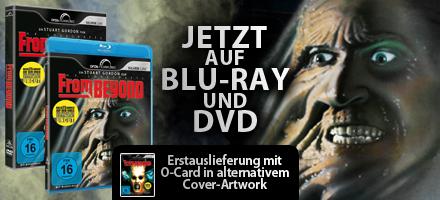 From Beyond - Jetzt auf Blu-ray und DVD