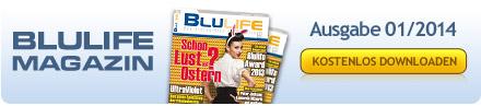 Blulife Magazin 01/2014 kostenlos als PDF downloaden