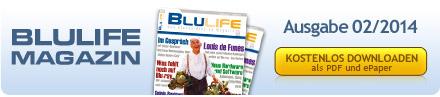 Blulife Magazin 02/2014 kostenlos als PDF und ePaper downloaden
