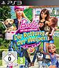 Barbie und ihre Schwestern: Die Rettung der Welpen PS3-Spiel