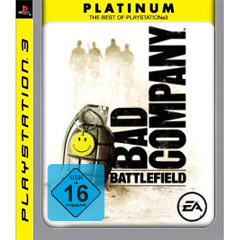 Battlefield Bad Company - Platinum