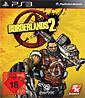 Borderlands 2 - Deluxe Kammerjäger Special Edition PS3-Spiel