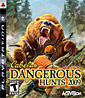 Cabela's Dangerous Hunts 2009 (US Import ohne dt. Ton) PS3-Spiel