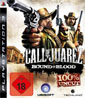 Call of Juarez: Bound in Blood PS3-Spiel
