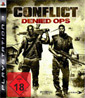 Conflict: Denied Ops PS3-Spiel