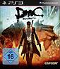 DmC Devil May Cry PS3-Spiel