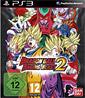 Dragon Ball - Raging Blast 2 PS3-Spiel